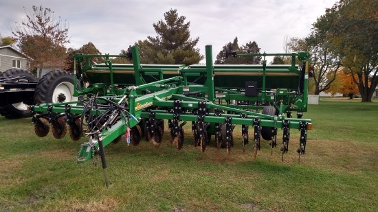 2014 Great Plains 2410 20' Grain Drill For Sale