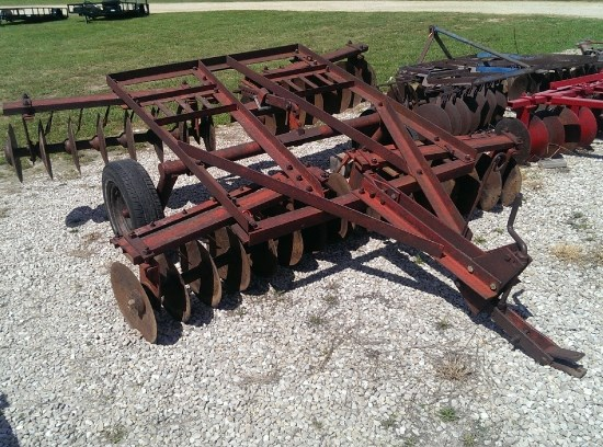 IMCO 9' Disk Harrow For Sale