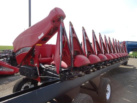 2012 Case IH 261212R30 Header-Corn For Sale