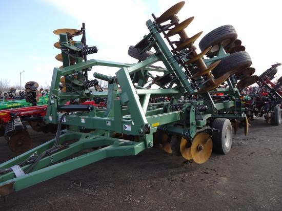 2010 Other 862NT 26' Disk Harrow For Sale