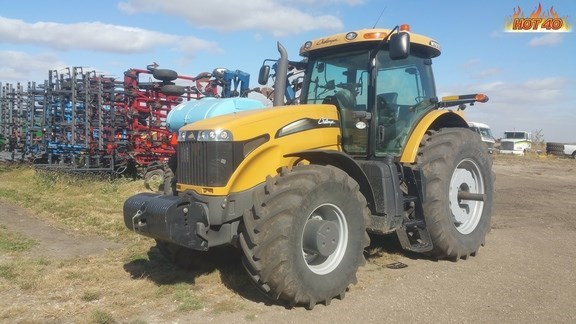 2010 Challenger MT675C Tractor For Sale