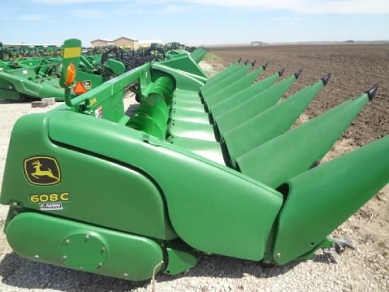2008 John Deere 608C Header-Corn For Sale