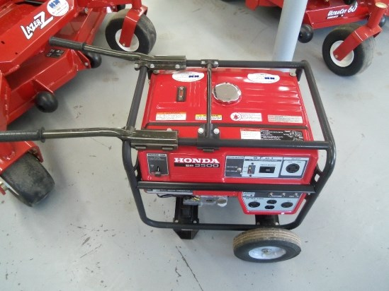 Honda EB3500 Generator For Sale