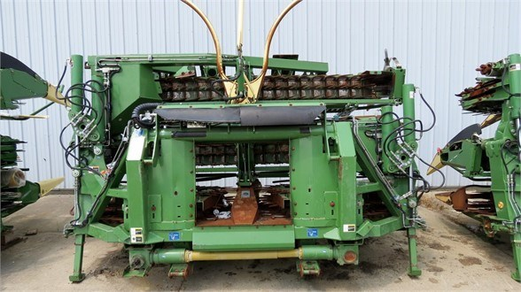2011 Krone EASY COLLECT 903 Forage Head-Row Crop For Sale