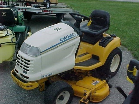 1995 Cub Cadet 3165 Riding Mower For Sale