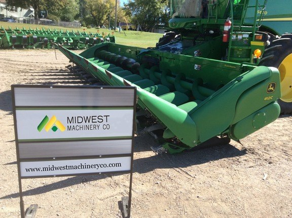 2012 John Deere 612C Header-Corn For Sale