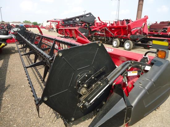 2002 Case IH 1020 30' Header-Flex For Sale