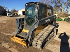 Skid Steer-Track For Sale:  2011 John Deere 333D