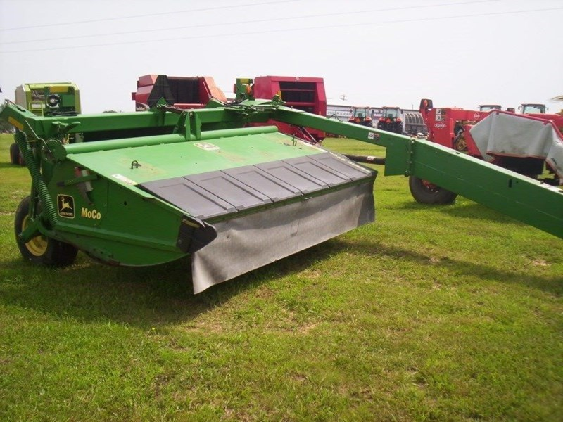 2002 John Deere 925 Mower Conditioner For Sale