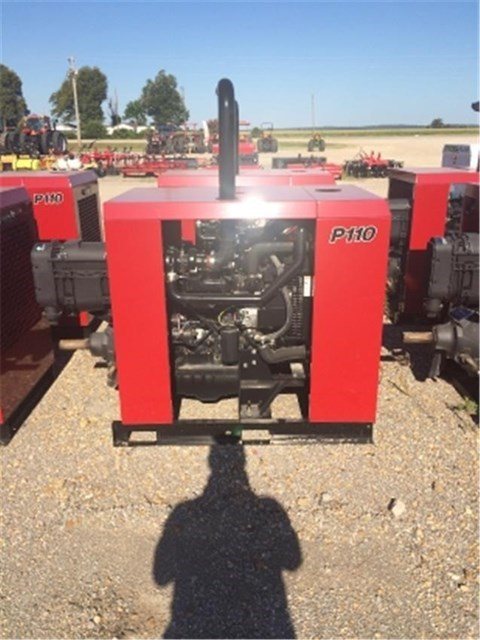 Case IH P110 Engine/Power Unit