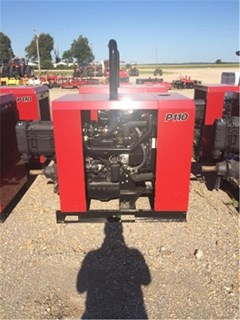 Engine/Power Unit :  Case IH P110