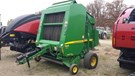 Baler-Round For Sale:  2009 John Deere 568