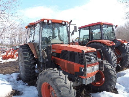 2003 Kubota M120DTC1 Tractor For Sale