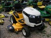 Riding Mower For Sale:  2010 Cub Cadet SLTX1054