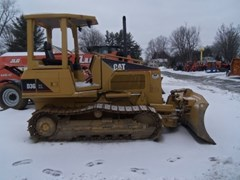 Dozer For Sale:  2005 Caterpillar D3G XL , 77 HP