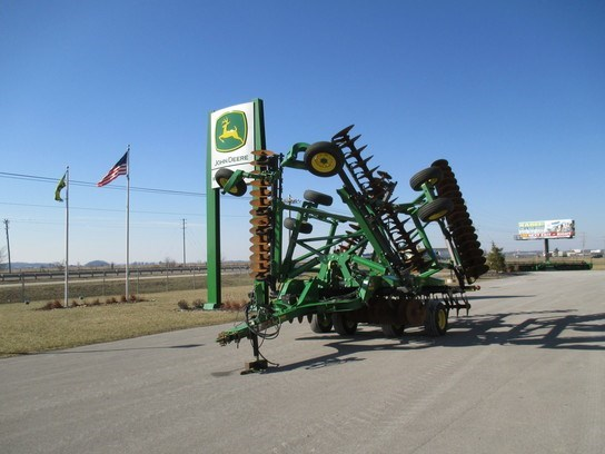 2013 John Deere 2623 Disk Harrow For Sale