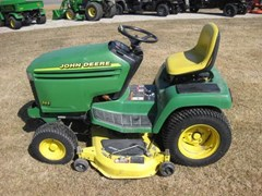 Riding Mower For Sale 1998 John Deere 345 , 20 HP