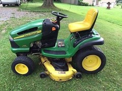 Riding Mower For Sale 2006 John Deere 145 , 22 HP