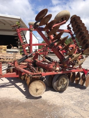 White 273 24' DISC Tillage For Sale