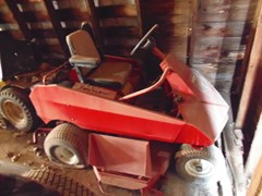 Riding Mower For Sale 1994 Ferris CTR , 20 HP