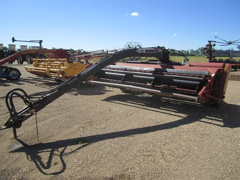 1988 Hesston 1160 Windrower For Sale