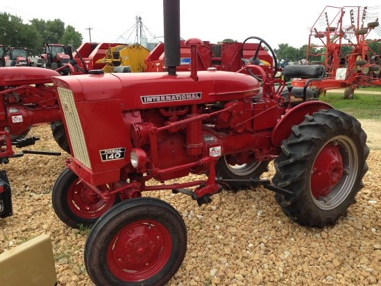 Farmall Compact Tractors For Sale : Case ih farmall tractor for sale kunau implement ia