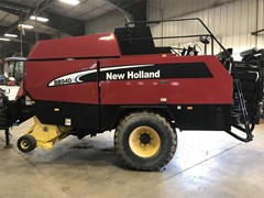Baler-Square For Sale:  2007 New Holland BB940A