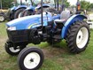 Tractor For Sale:  2011 New Holland WORKMASTER45 , 45 HP