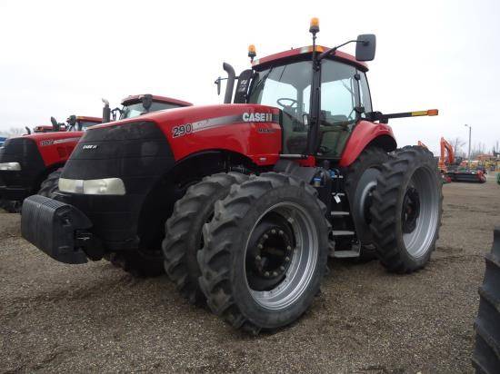 2011 Case IH 290 MAGPS Tractor For Sale