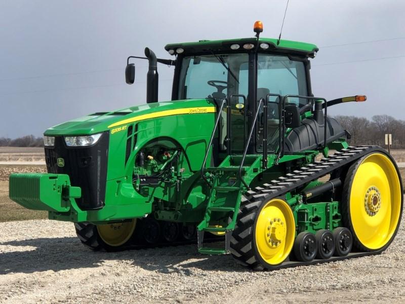 2012 John Deere 8335RT Tractor For Sale