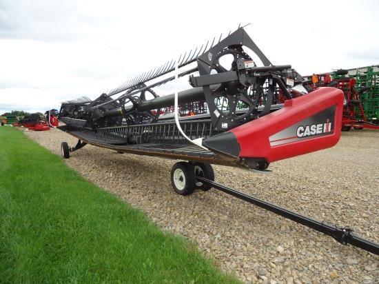 2010 Case IH 2162 40' Header-Draper/Rigid For Sale