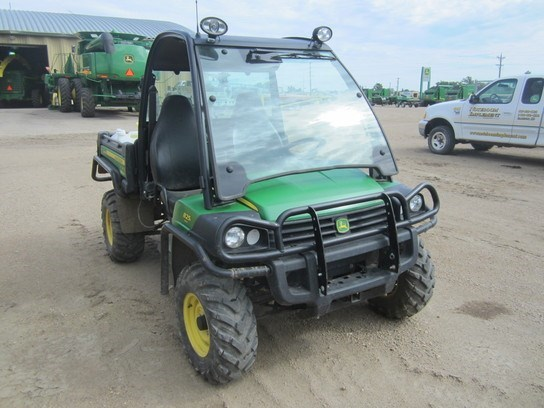 2011 John Deere XUV 825I GREEN Utility Vehicle For Sale