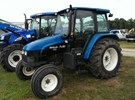 Tractor For Sale:  2000 New Holland TL90 , 90 HP