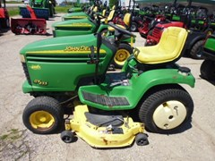Riding Mower For Sale 2000 John Deere GT235 , 18 HP