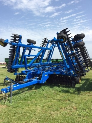 Landoll 7431-33 Vertical Tillage For Sale