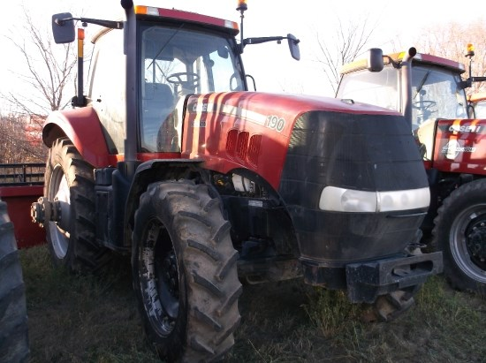 2011 Case IH 190 MAGPS Tractor For Sale