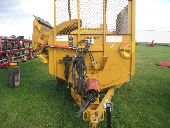 2011 Haybuster 2655 Tub Grinder - Feed/Hay For Sale