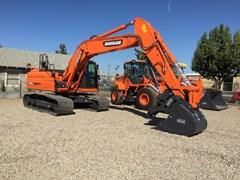 Excavator-Track For Sale 2015 Doosan DX225 LC-3   , 155 HP