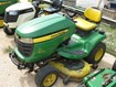 Riding Mower For Sale:  2007 John Deere X320