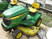 Riding Mower For Sale:  2008 John Deere X340