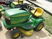 Riding Mower For Sale:  1999 John Deere LT155