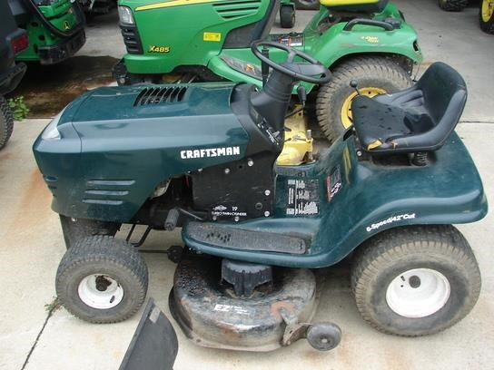 Craftsman Model 917 Push Mower : Craftsman wiring diagram owner s