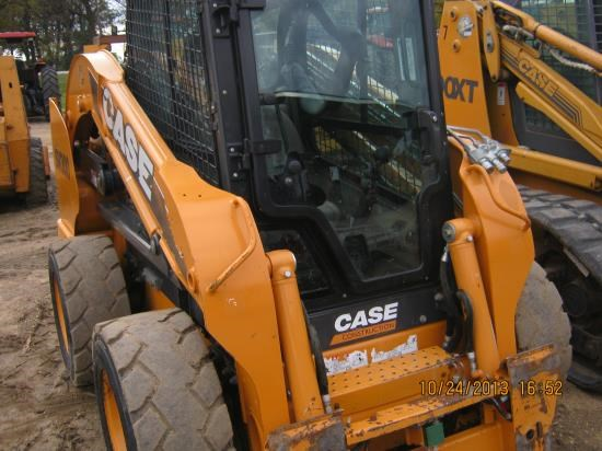 2011 Case SV300 Skid Steer For Sale