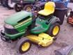 Riding Mower For Sale:  2008 John Deere LA175