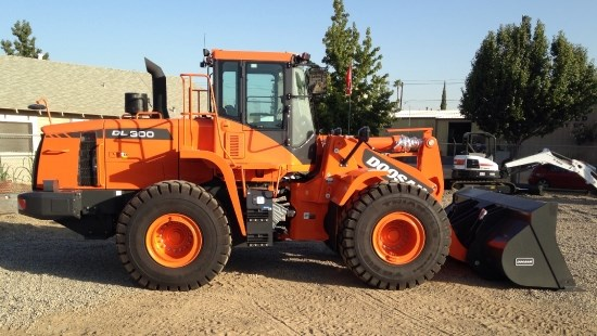 2015 Doosan DL300-5 Wheel Loader For Sale
