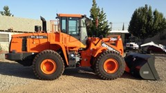Wheel Loader For Sale 2015 Doosan DL300-5 , 270 HP