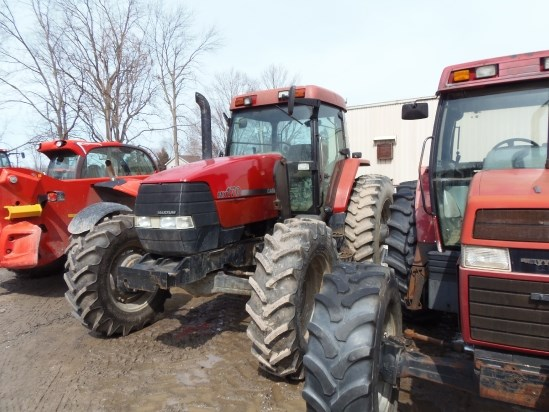 Case IH MX170 Tractor For Sale
