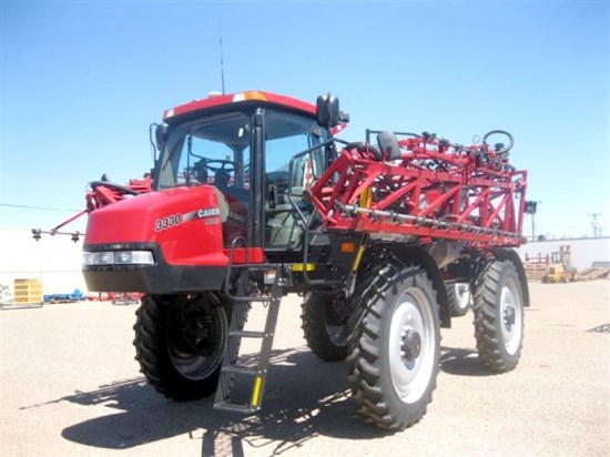 2012 Case IH 3330 Sprayer-Self Propelled For Sale