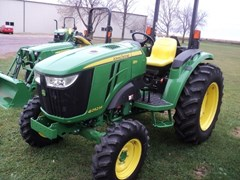 Tractor For Sale:  2015 John Deere 4052M , 52 HP