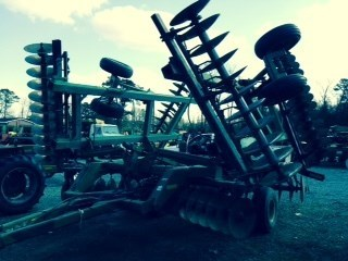 2001 John Deere 637 Disk Harrow For Sale